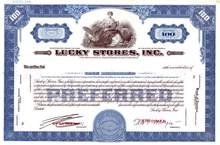 Lucky Stores, Inc. - Famous California Super Market Chain