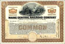 Maine Central Railroad Company