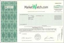 MarketWatch.com - CBS Affiliate