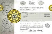 Martha Stewart Living Omnimedia, Inc.