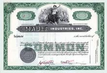 Maule Industries Inc.