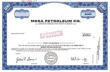 Mesa Petroleum Co.