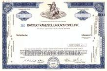 Baxter Travenol Laboratories, Inc. (Now Baxter International)