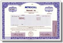 Metrocall Paging Company