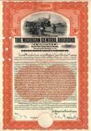 Michigan Central Railroad Company 1909 - Secured by Grand River Valley Railroad