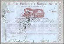 Michigan Southern and Northern Indiana Rail-Road Company 1859