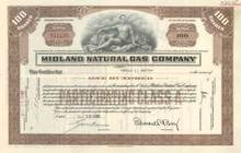 Midland Natural Gas Company 1930