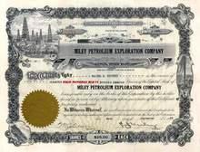 Miley Petroleum Exploration Company