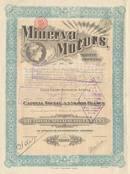 Minerva Motors - 1910