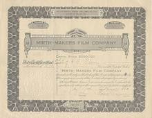 Mirth-Makers Film Company - 1916