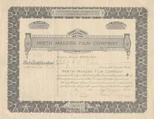 Mirth-Makers Film Company - 1916