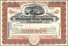 Mississippi Glass Company - New York