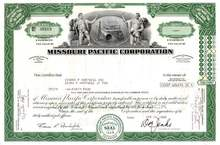 Missouri Pacific Railroad Corporation