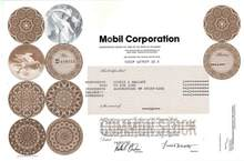 Mobil Corporation - Pre Exxon Merger