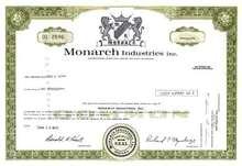 Monarch Industries, Inc.