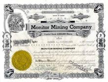 Monitor Mining Company