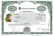 Monster.com Worldwide ( Low serial # )