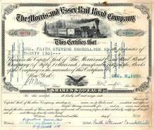 Morris and Essex Railroad Company