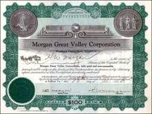 Morgan Great Valley Corporation