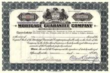 Mortgage Guarantee Company 1928 - Pennsylvania