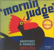 Mornin Judge Grapefruit & Oranges