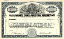 Mountain Fuel Supply Company - Utah