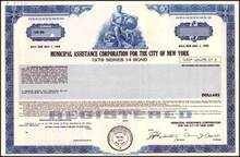 Municipal Assistance Corporation for the City of New York 1979