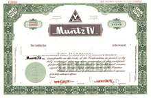 Muntz TV - Founded by Earl