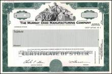 Murray Ohio Manufacturing Company ( Famous Toy Company )