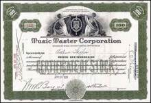 Music Master Corporation 1926 - Famous Radio Maker