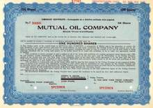 Mutual Oil Company