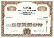 Narda Microwave Corporation ( Now L3 Communications )