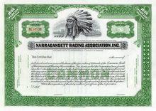 Narragansett Racing Association, Inc.
