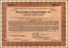 National Aniline & Chemical Company, Inc. 1918