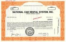 National Car Rental System, Inc.