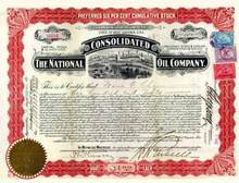 National Consolidated Oil Company 1902