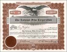 National Film Corporation 1917