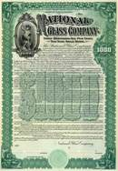 National Glass Company 1899