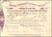 National Telephone Company, Limited 1897