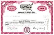 National Tel-Tronics Corporation 1962