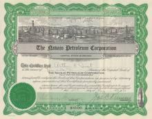 Navajo Petroleum Corporation 1933