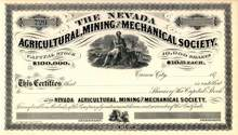 Nevada Agricultural, Mining and Mechanical Society