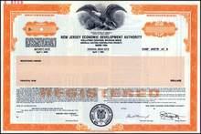 New Jersey Economic Development Authority - Municipal Bond