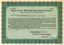 New Jersey Worsted Spinning Company
