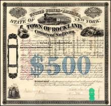 New York & Oswego Midland Rail Road 1868