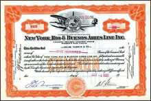 New York, Rio & Buenos Aires Line (NYBRA) - Early Pan American Airline Company 1931