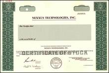 Nexxus Technologies, Inc.