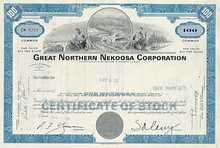 Great Northern Nekoosa Paper Corporation