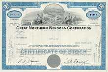 Great Northern Nekoosa Paper Corporation