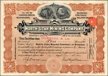 North Utah Mining Company of Bingham 1906